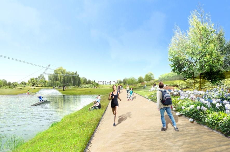 Le parc multiglisse G. Bruyère passe au vert !
