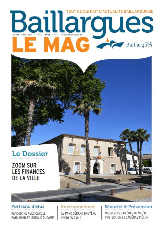 Baillargues Le Mag 46